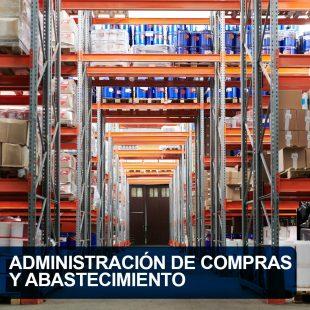 administracion de compras y abastecimiento